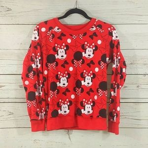 Reversible Minnie Mouse Sweatshirt